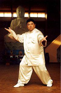 глава школы кунфу илицюань