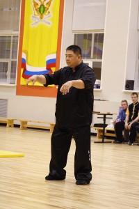 Master Sam Chin Чин Фансен